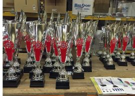 A recent set of Moto-X Trophies: click to enlarge